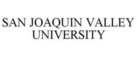 SAN JOAQUIN VALLEY UNIVERSITY