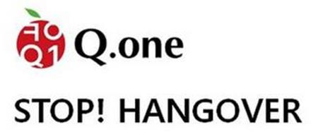 Q.ONE STOP! HANGOVER