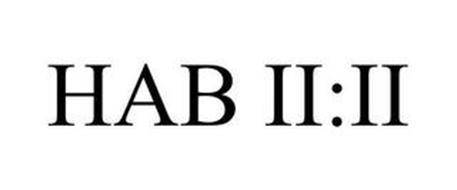 HAB II:II