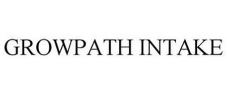 GROWPATH INTAKE