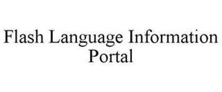 FLASH LANGUAGE INFORMATION PORTAL