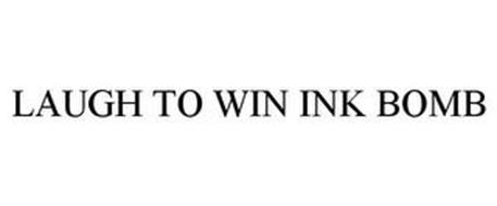 LAUGH TO WIN INK BOMB