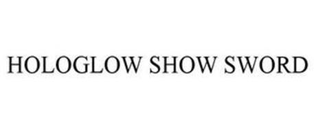 HOLOGLOW SHOW SWORD