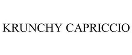 KRUNCHY CAPRICCIO