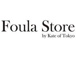 FOULA STORE BY KATE OF TOKYO