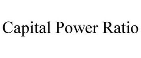 CAPITAL POWER RATIO