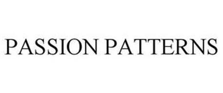 PASSION PATTERNS