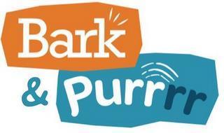 BARK & PURRRR
