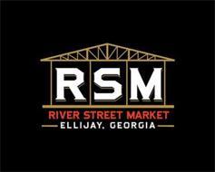 RSM RIVER STREET MARKET ELLIJAY GEORGIA