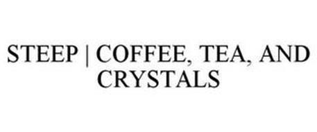 STEEP | COFFEE, TEA, AND CRYSTALS