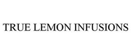 TRUE LEMON INFUSIONS