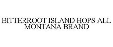 BITTERROOT ISLAND HOPS ALL MONTANA BRAND