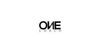 ONE 1 COACH
