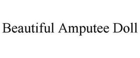 BEAUTIFUL AMPUTEE DOLL