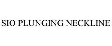 SIO PLUNGING NECKLINE