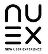 NUEX NEW USER EXPERIENCE