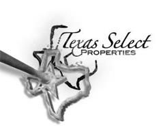 TEXAS SELECT PROPERTIES