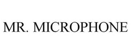 MR. MICROPHONE
