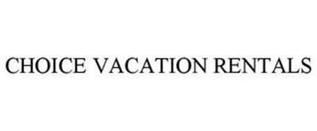 CHOICE VACATION RENTALS