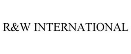 R&W INTERNATIONAL
