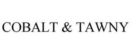 COBALT & TAWNY