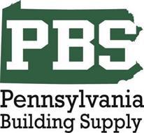 PBS PENNSYLVANIA BUILDING SUPPLY
