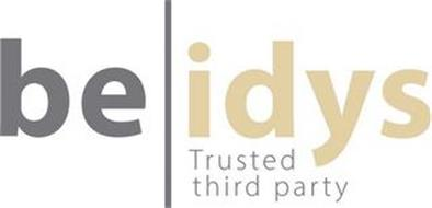 BE IDYS TRUSTED THIRD PARTY