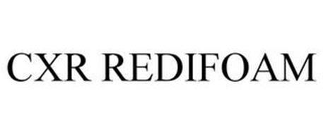 CXR REDIFOAM