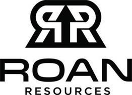 RR ROAN RESOURCES