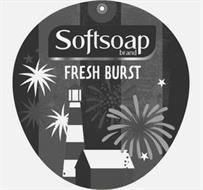 SOFTSOAP BRAND FRESH BURST