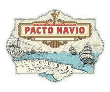 SINGLE DISTILLERY CUBAN RUM PACTO NAVIO CUBA