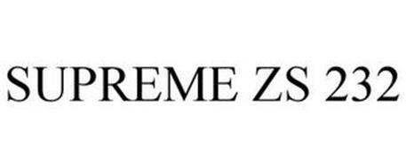 SUPREME ZS 232