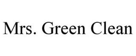 MRS. GREEN CLEAN