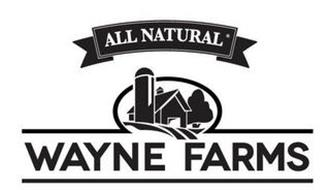 ALL NATURAL* WAYNE FARMS