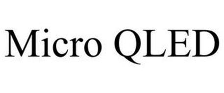 MICRO QLED
