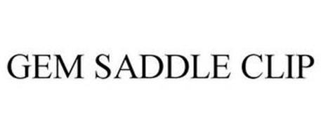 GEM SADDLE CLIP