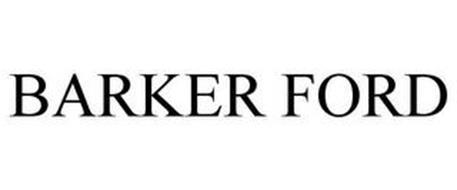BARKER FORD