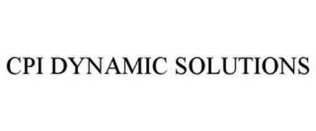 CPI DYNAMIC SOLUTIONS