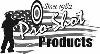 SINCE 1982 PRO-SHOT PRODUCTS