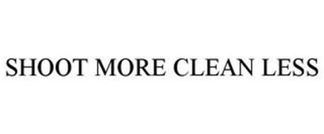 SHOOT MORE CLEAN LESS