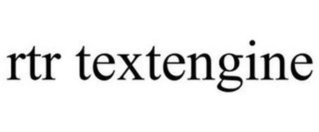 RTR TEXTENGINE