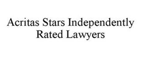ACRITAS STARS INDEPENDENTLY RATED LAWYERS