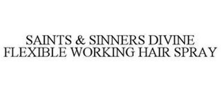 SAINTS & SINNERS DIVINE FLEXIBLE WORKING HAIR SPRAY