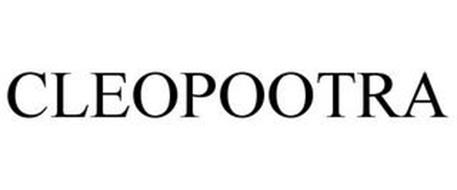 CLEOPOOTRA
