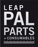 LEAP PAL PARTS + CONSUMABLES