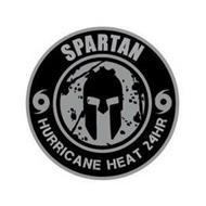 SPARTAN HURRICANE HEAT 24HR