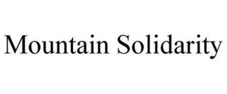 MOUNTAIN SOLIDARITY