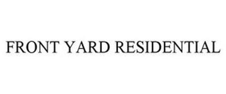 FRONT YARD RESIDENTIAL