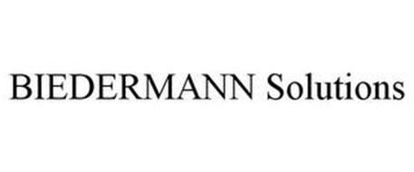 BIEDERMANN SOLUTIONS