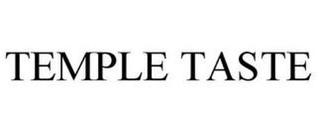 TEMPLE TASTE